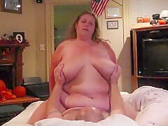 Amazing Homemade clip with BBW, Mature scenes