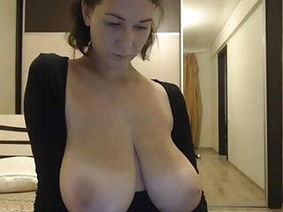 Beautiful busty milf